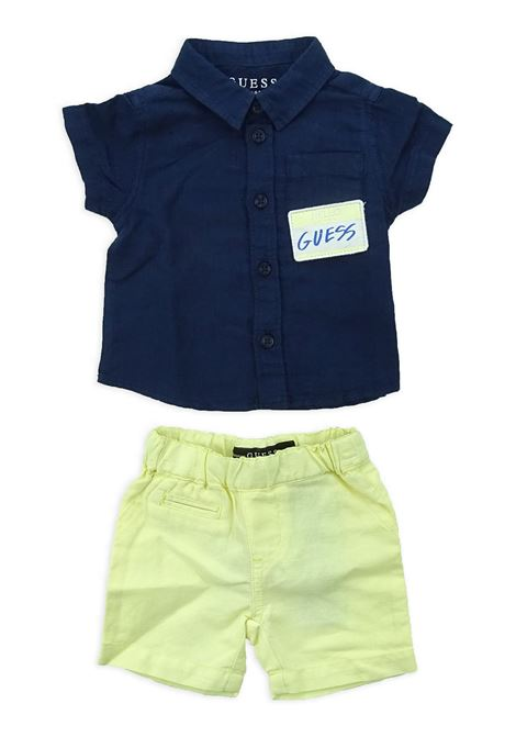 GUESS | Outfit | I02G10 WBHE0DEKB