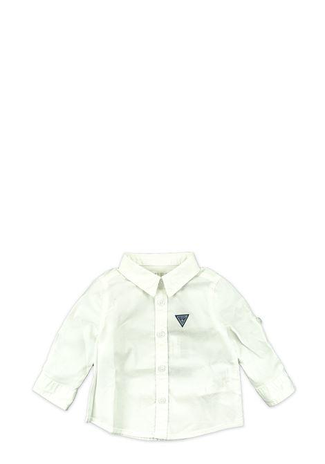 GUESS | Shirt | I81H01 W7RY0TWHT