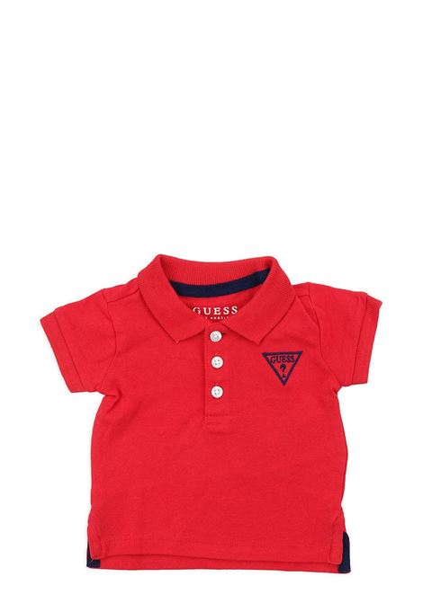 GUESS | Polo shirt | I82P02 K5DS0NORA