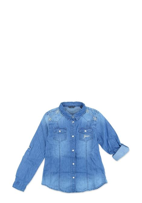 GUESS | Shirt | J01H00 D3SU0GBMB
