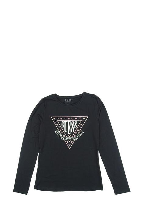 GUESS | T-shirt | J01I02 K91Y0JBLK