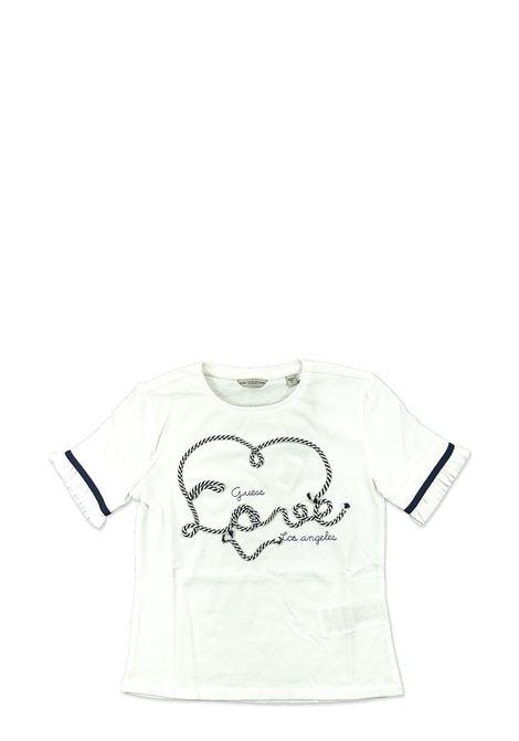 T-shirt GUESS | T-shirts | J02I18 K5M20TWHT