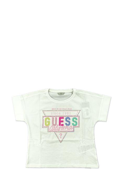 GUESS | T-shirt | J02I23 K5M20TWHT