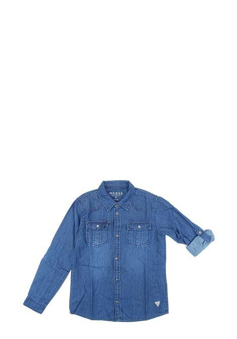 GUESS | Shirt | L01H10 D3SU0CNDB