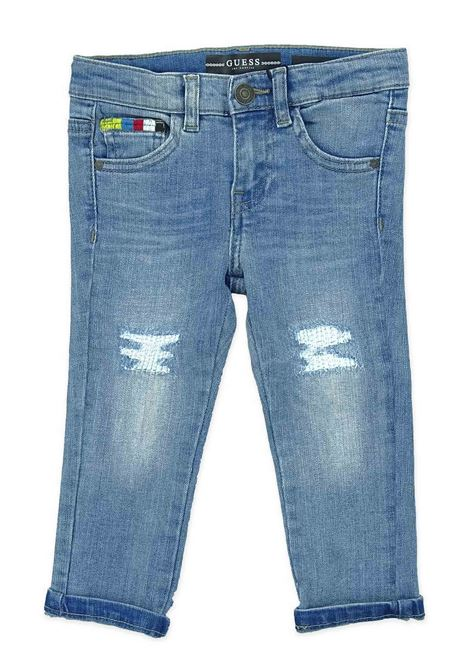 Jeans GUESS | Jeans | N01A03 D3XJ0DLEW
