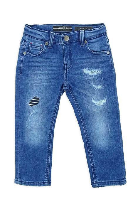 Jeans GUESS | Jeans | N01A05 D3XL0DBDW