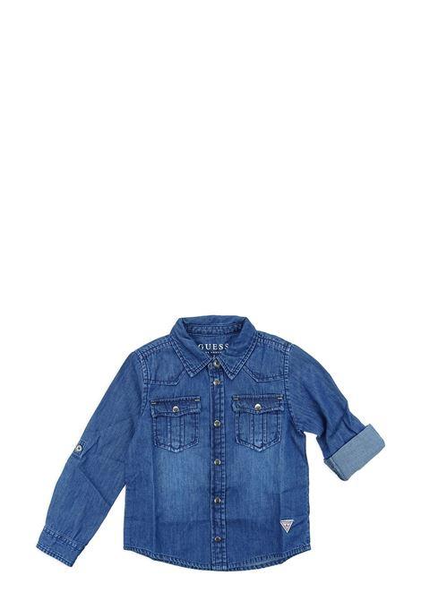 GUESS | Shirt | N01H02 D3SU0CNDB