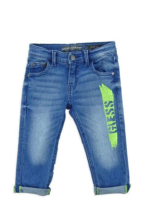 Jeans GUESS | Jeans | N02A00 D3XL0FCBT