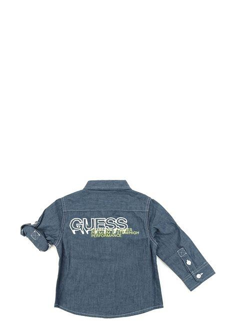 GUESS | Shirt | N02H00 WCSH0DRSB