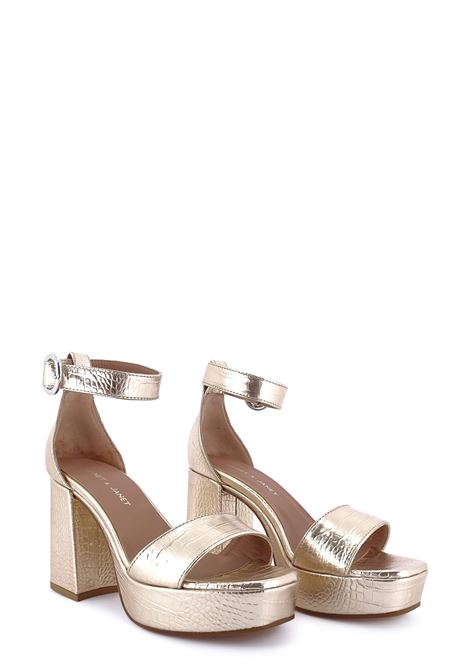 High Heel Sandals JANET & JANET | High Heel Sandals | 45457PLATINO