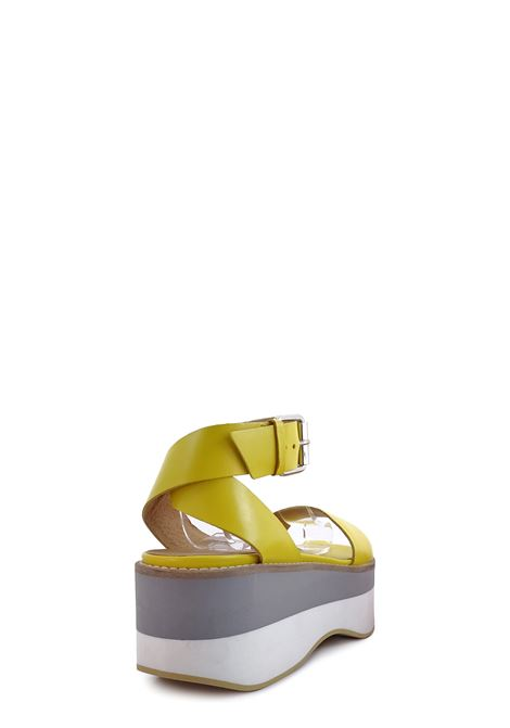 JANET SPORT | Wedges | 45728GIALLO