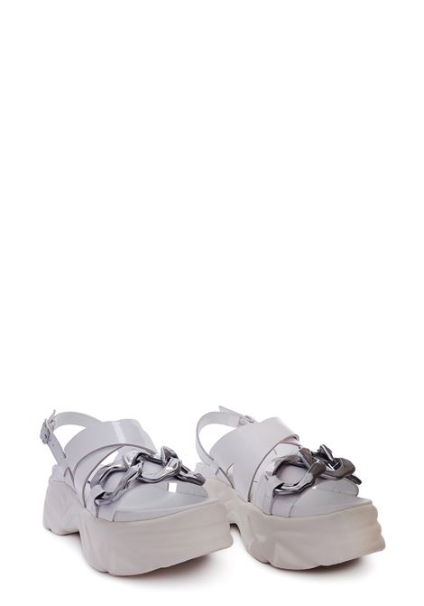Wedges JEANNOT | Wedges | 40051BIANCO