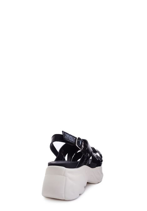 JEANNOT | Wedges | 40051NERO