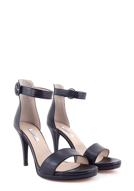 High Heel Sandals L'AMOUR | High Heel Sandals | 200NERO