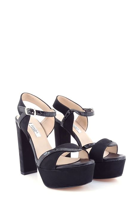 High Heel Sandals L'AMOUR | High Heel Sandals | 230NERO