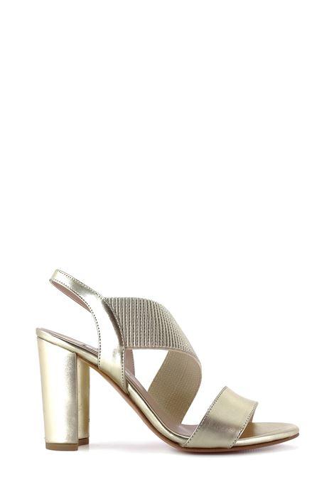 L'AMOUR | High Heel Sandals | 236PLATINO