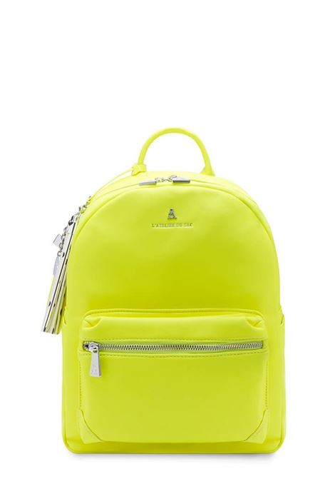L'ATELIER DU SAC | Backpack | 9772YELLOW