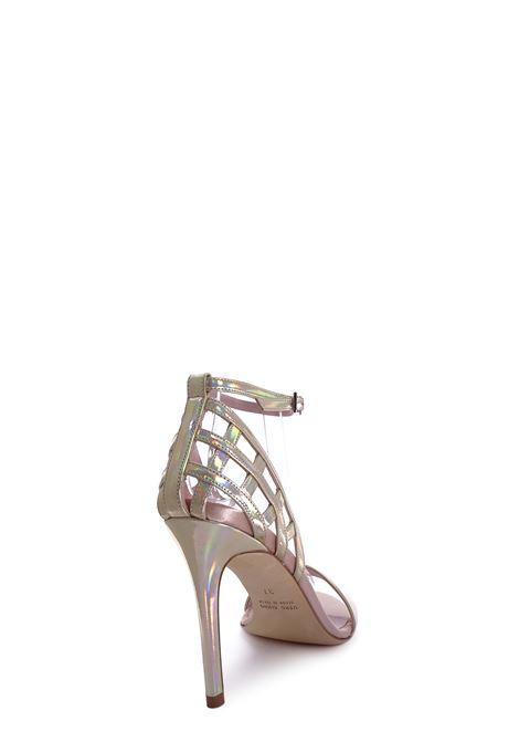 LELLA BALDI | High Heel Sandals | 054PLATINO
