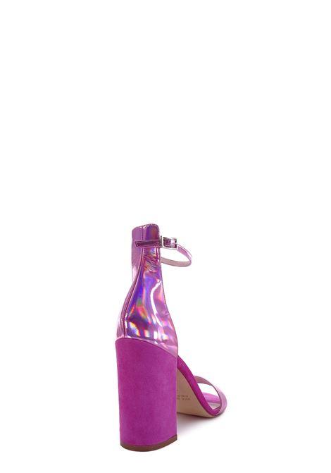 LELLA BALDI | High Heel Sandals | 079FUCSIA