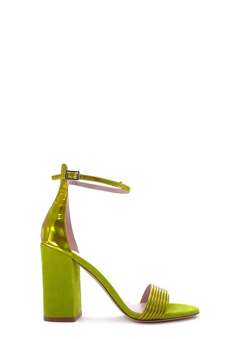 LELLA BALDI | High Heel Sandals | 079LIMONE