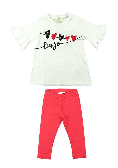LIU-JO BABY | Outfit | KA0052J5003B3615