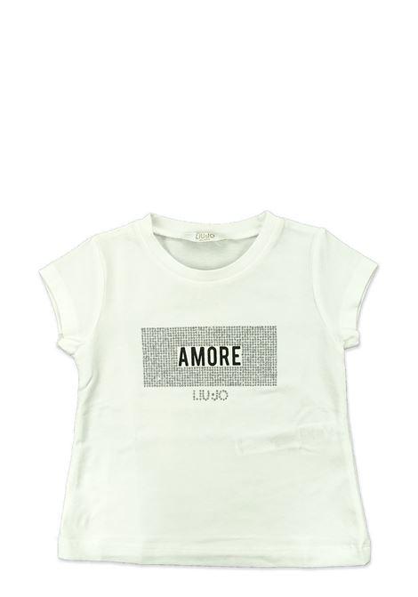 T-shirt LIU-JO BABY | T-shirts | KA0101J5003U9806