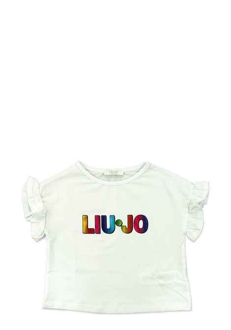 T-shirt LIU-JO BABY | T-shirts | KA0138J500310601