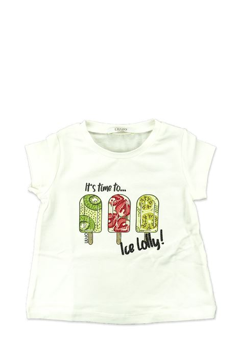 T-shirt LIU-JO BABY | T-shirts | KA0143J5003U9862