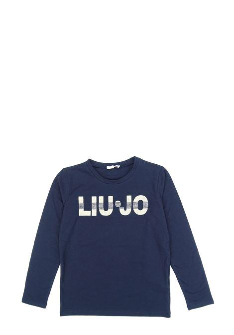 LIU-JO JUNIOR   T-shirt   DA0137J500304666