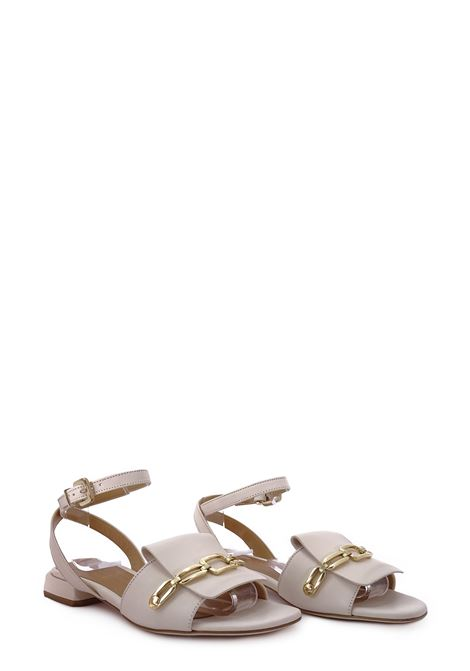 LORENZO MARI | Flat Sandals | LOR 1560MILK