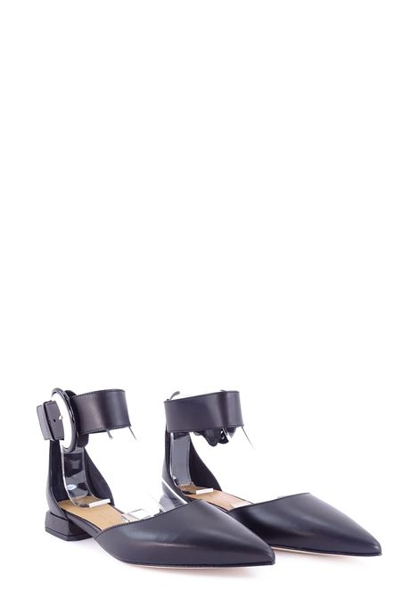 Flat shoes LORENZO MARI | Flat Shoes | LOR 1566NERO