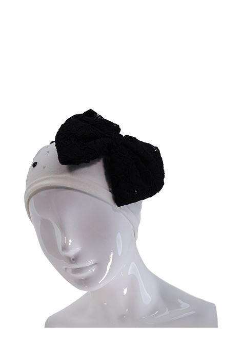 Cappello LU & LU | Cappelli | 111BIANCO/NERO