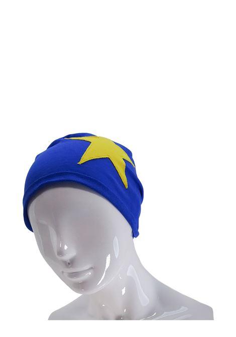 Cappello LU & LU | Cappelli | 121STELLABLUETTE/GIALLO