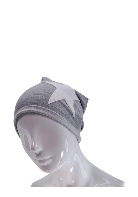 Cappello LU & LU | Cappelli | 121STELLAGRIGIO/BIANCO