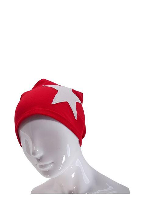 Cappello LU & LU | Cappelli | 121STELLAROSSO/BIANCO