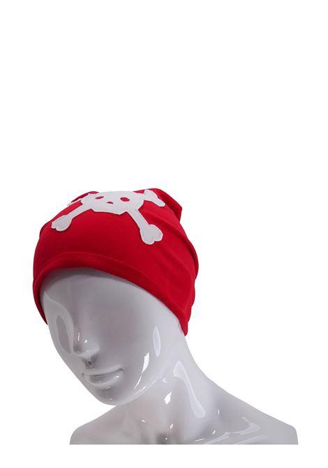 Cappello LU & LU | Cappelli | 121TESCHIOROSSO/BIANCO