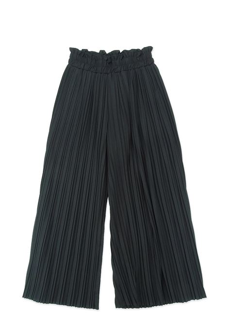 MANILA GRACE | Trousers | MG105NERO