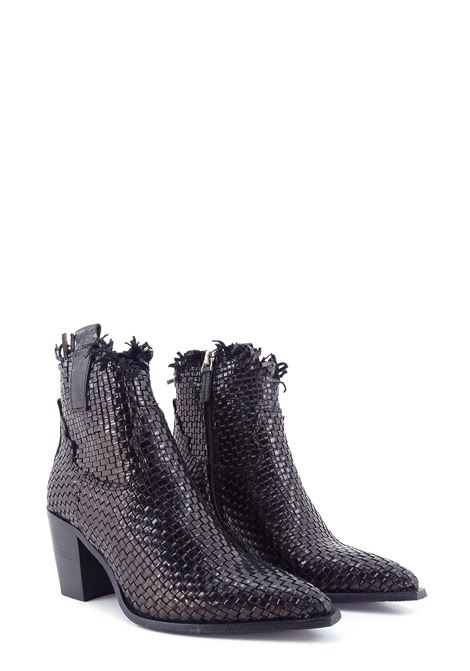 MIMMU' | Ankle Boots | FK4947NERO