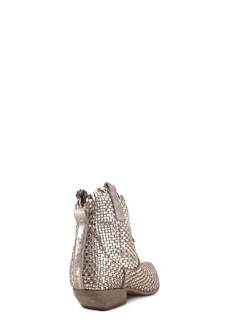 MIMMU' | Ankle Boots | MU9471PLATINO