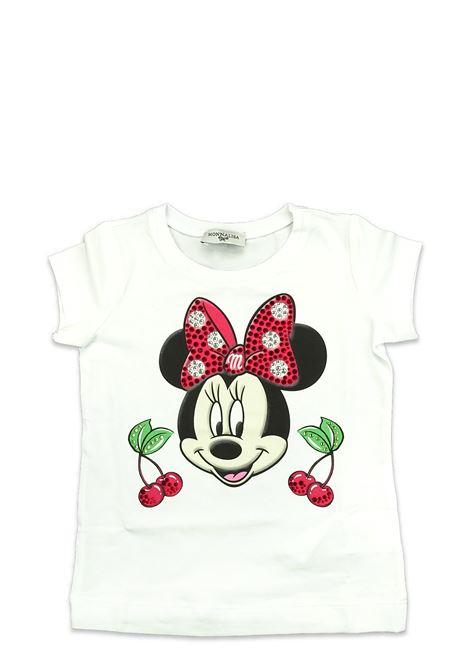 MONNALISA | T-shirt | 195643PL0099