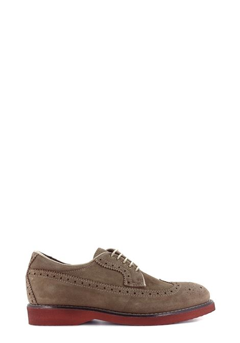 NERO GIARDINI CITY | Lace Up Shoes | E001461U405