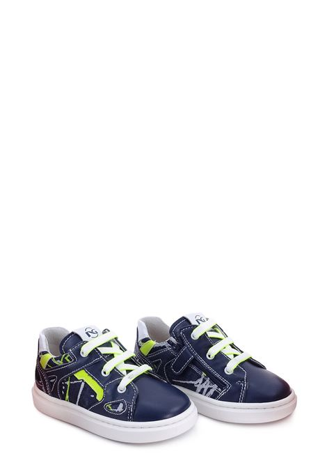 Sneakers NERO GIARDINI | Sneakers | E023805M207