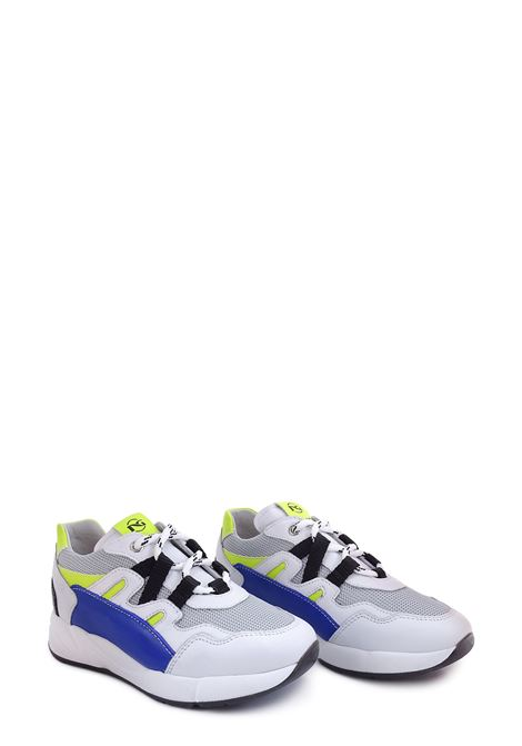 Sneakers NERO GIARDINI | Sneakers | E033781M707