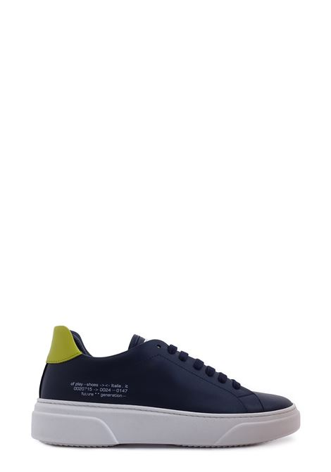OFFPLAY | Sneakers | PH 1BLU/YELLOW