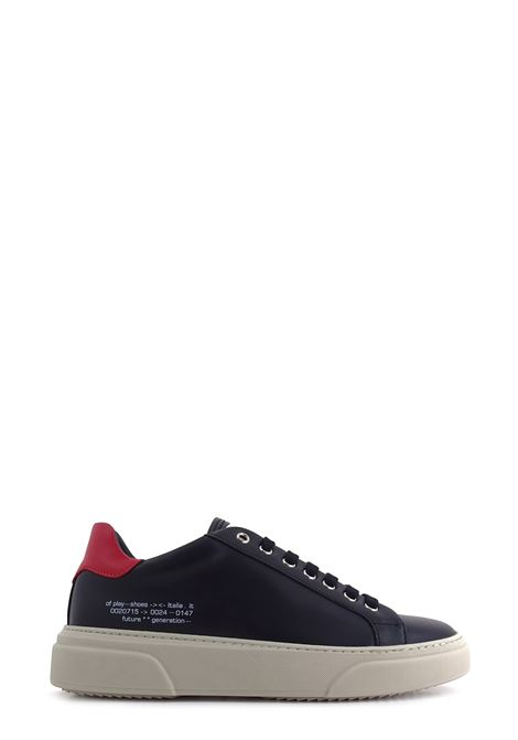 OFFPLAY | Sneakers | PLAY 1-UBLACK/RED