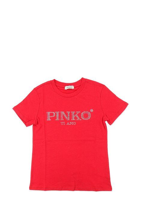 T-shirt PINKO | T-shirts | 024450040