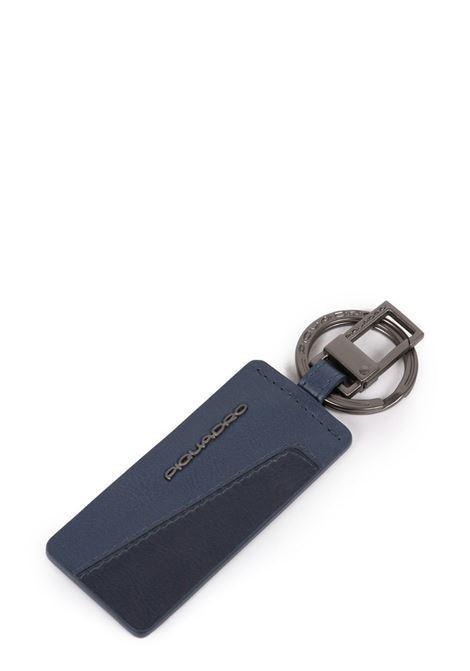 PIQUADRO | Keychain | PC5003S104BLU