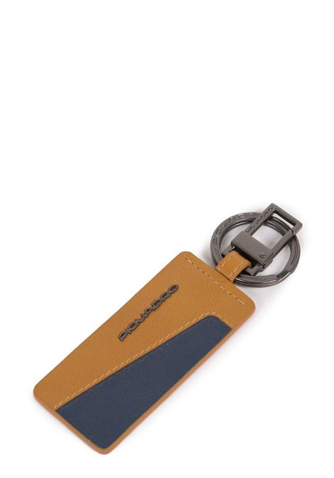 PIQUADRO | Keychain | PC5003S104CUBL