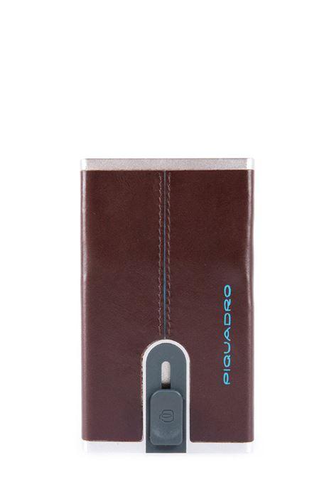 PIQUADRO | Porta carte di credito | PP4825B2RMO