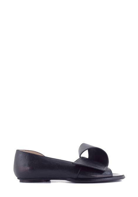POESIE VENEZIANE   Flat Shoes   TAR1816NERO/NERO